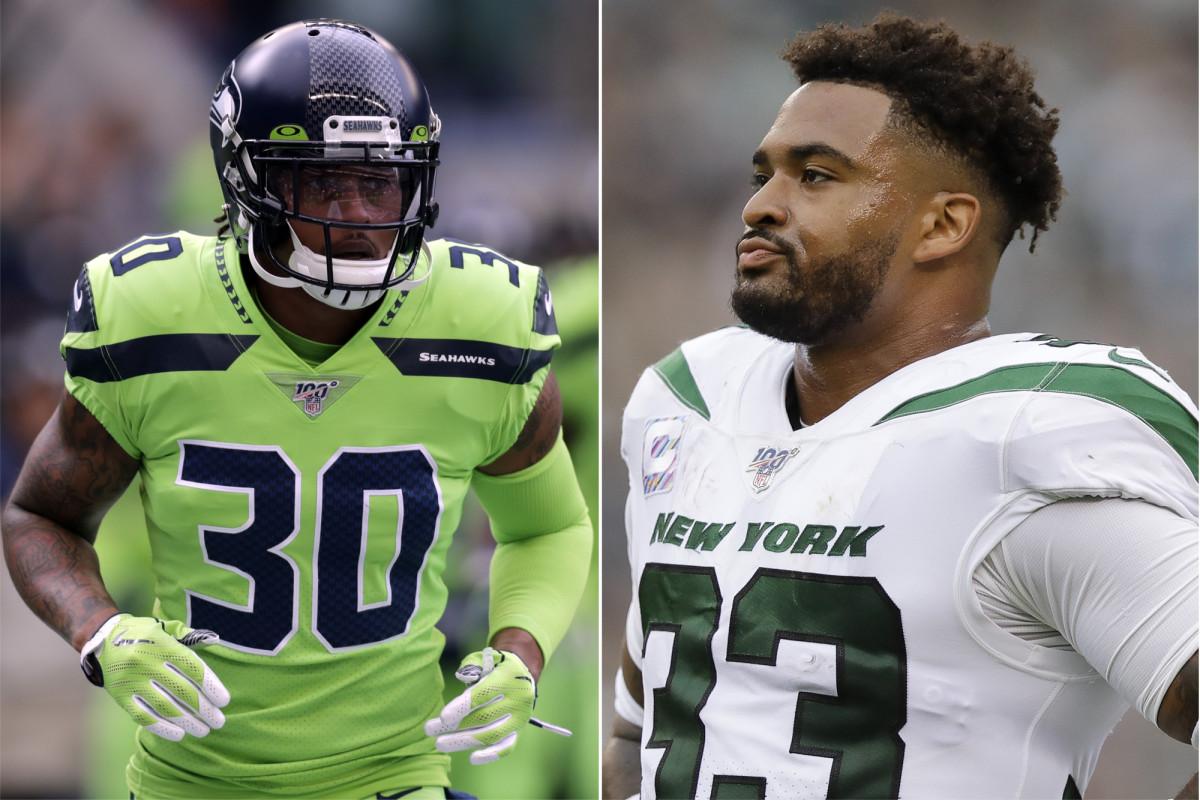 Bradley McDougald sudah anti-Jamal Adams untuk Jets setelah perdagangan