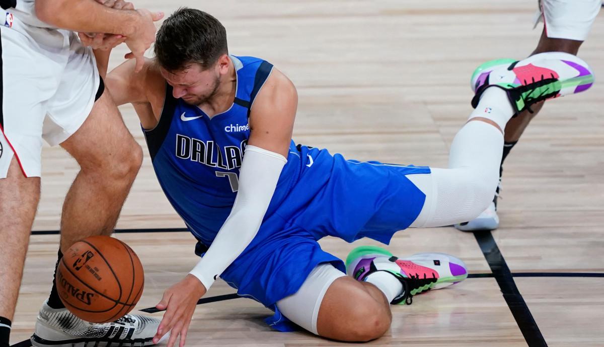 Clippers mendominasi Luka Doncic, Mavericks dalam ledakan Game 5
