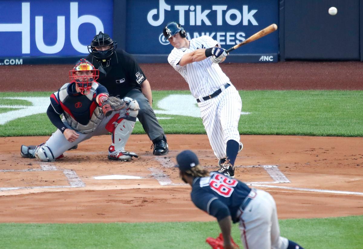 DJ LeMahieu menyanyikan empat hit lagi dalam kemenangan Yankees