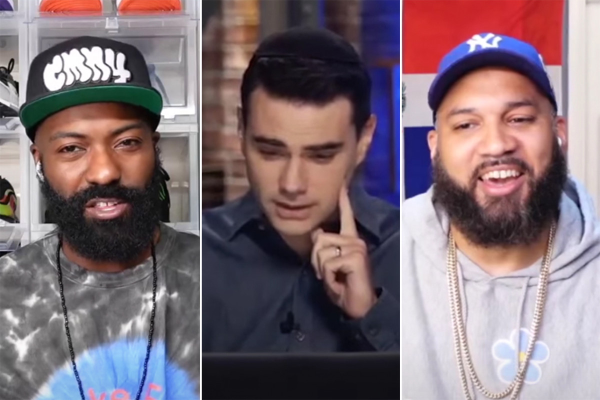 "Desus & Mero Roast Ben Shapiro's ""WAP"" Rant: ""Kidz Bop for Incels"""