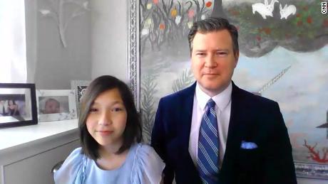 Seorang gadis berusia 12 tahun selamat dari serangan jantung. Dokter mengatakan dia menderita Covid-19 dan penyakit mirip Kawasaki
