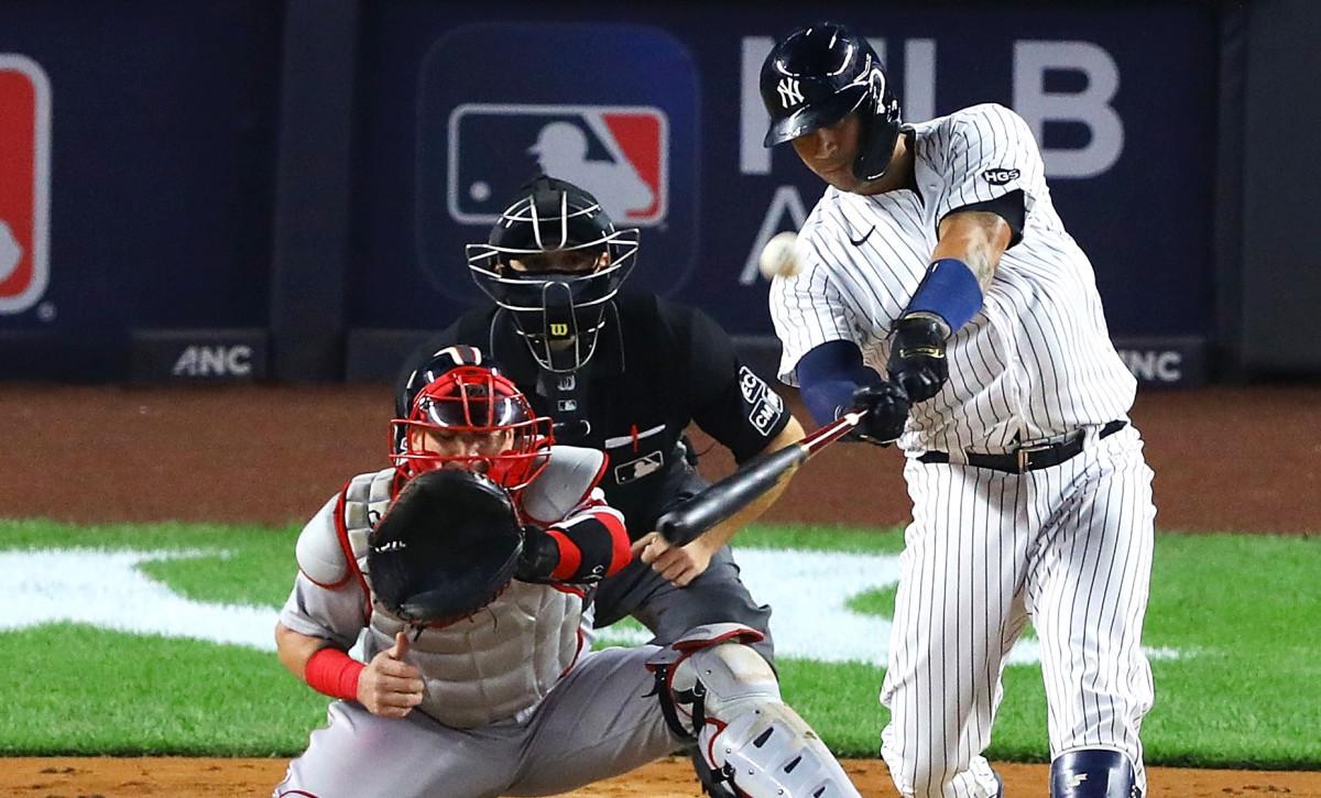 Gary Sanchez, Gleyber Torres mulai memberikan tumpangan kepada Yankees