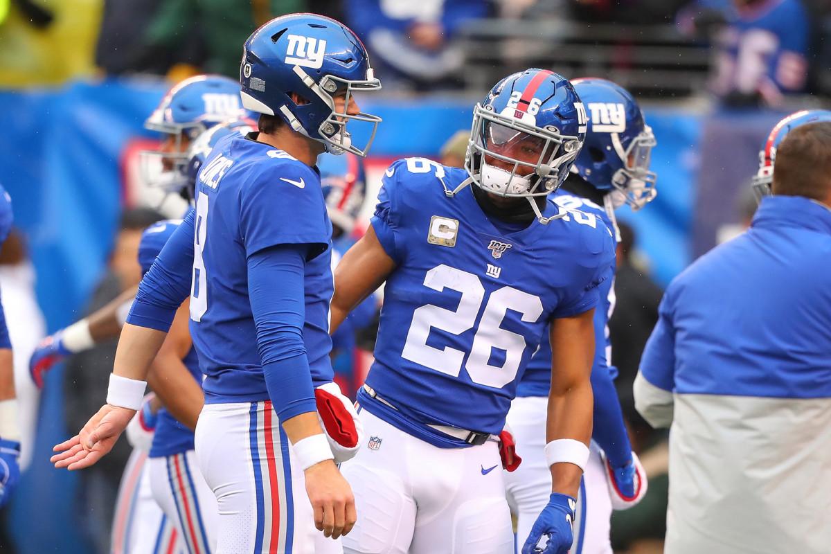 Gaya kepemimpinan Daniel Jones bekerja dengan Giants