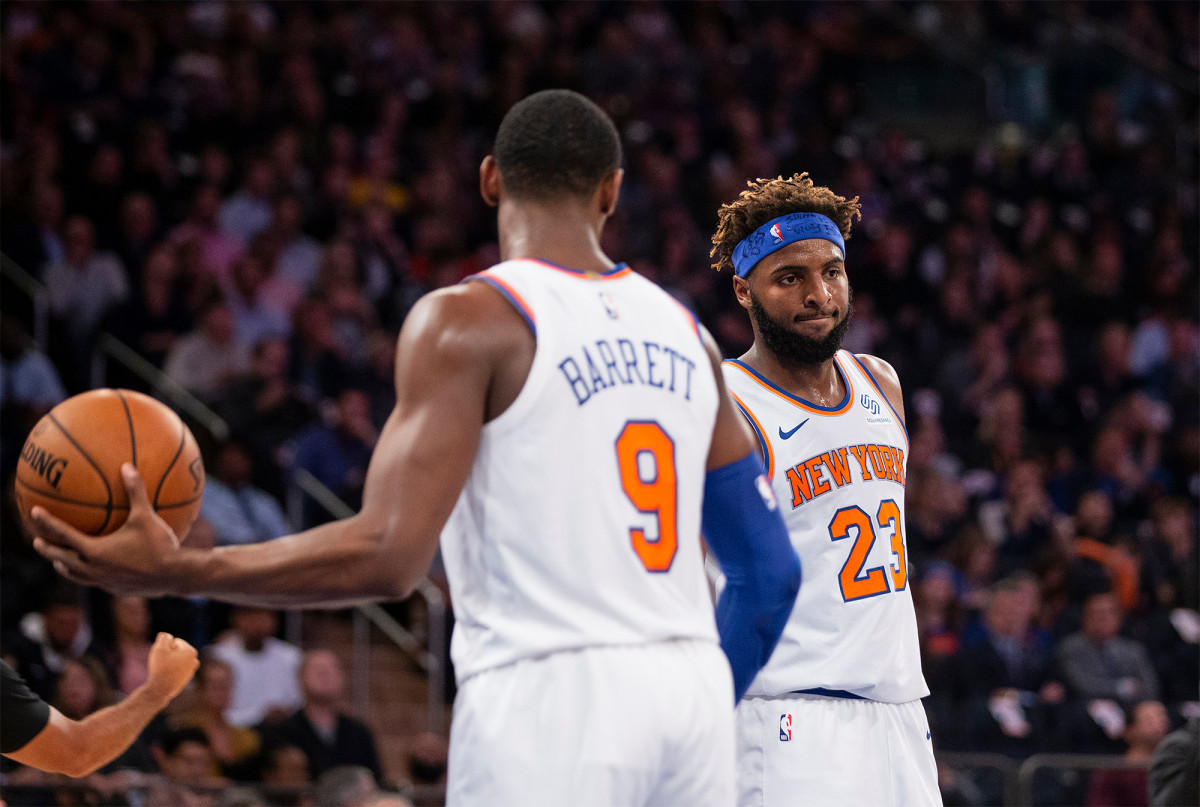 Gelembung NBA 'Hapus 8' dihapus sebagai harapan Knicks untuk OTA