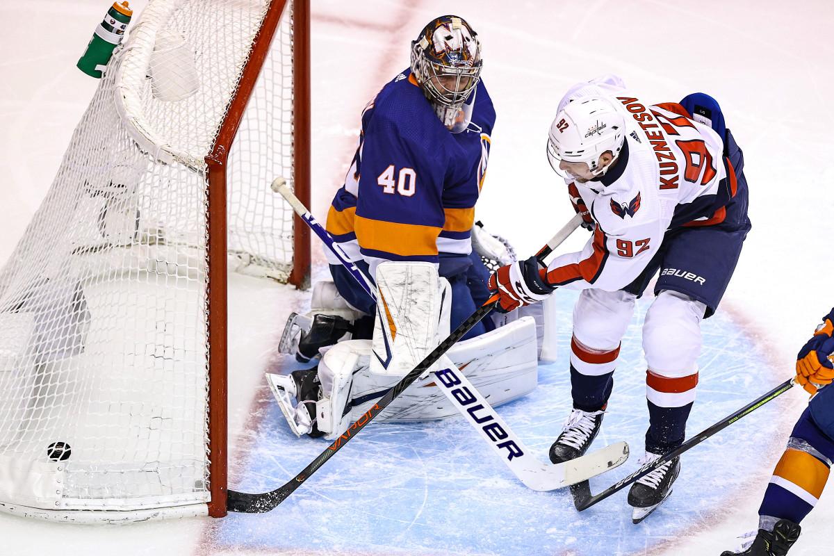 Islanders meniup tembakan untuk menyapu Capitals keluar dari babak playoff Piala Stanley