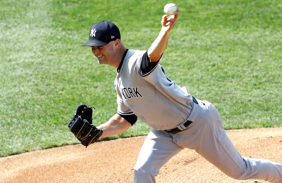 JA Happ memberikan banyak alasan untuk kegagalan Yankees terbarunya