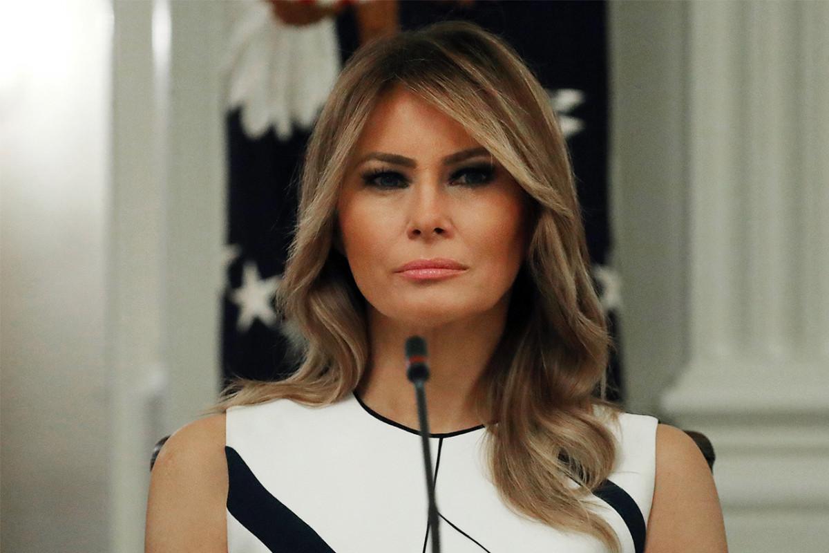 Jam Berapa Melania Trump Berbicara Malam Ini?