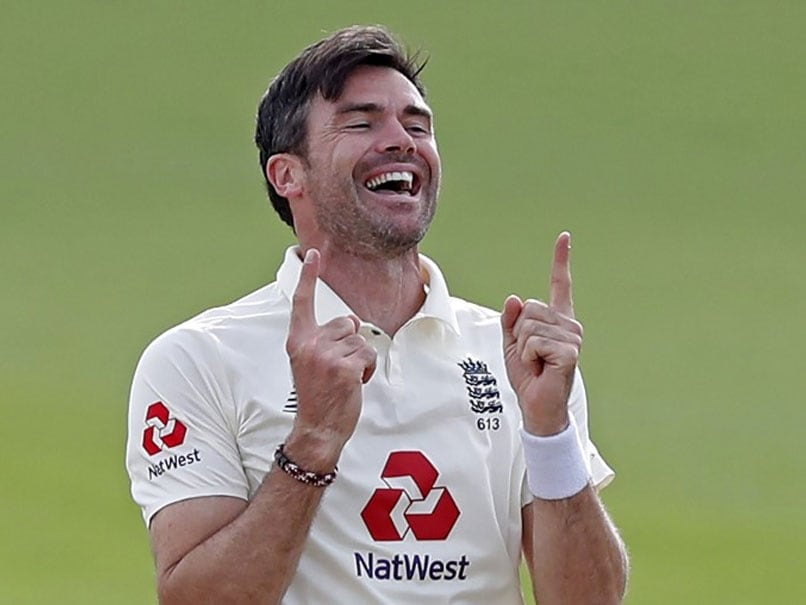 James Anderson Membawa 600 Wicket Tes, Twitter Sambut Pacer