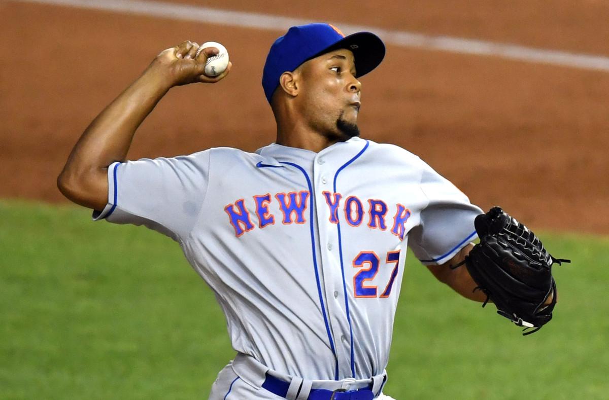 Jeurys Familia menjadi faktor dalam bullpen Mets lagi