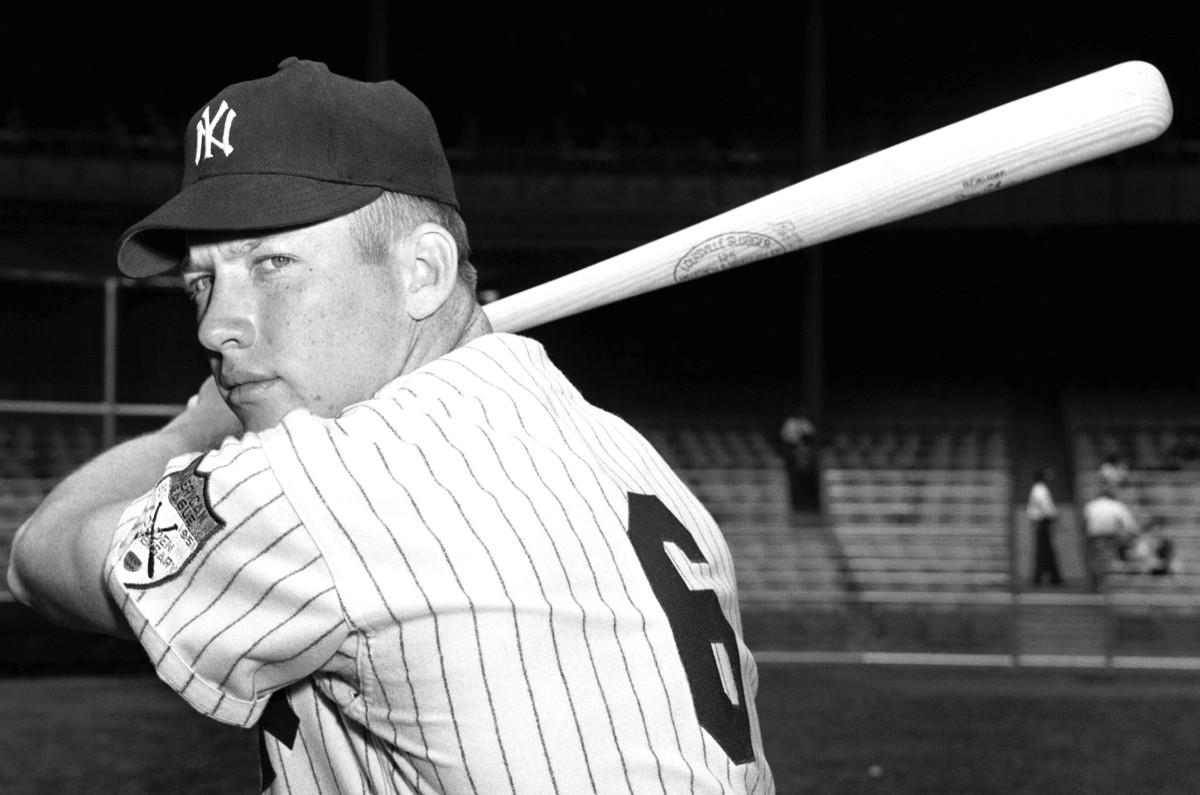 Kenangan hangat Mickey Mantle, 25 tahun setelah kematian Yankees yang hebat