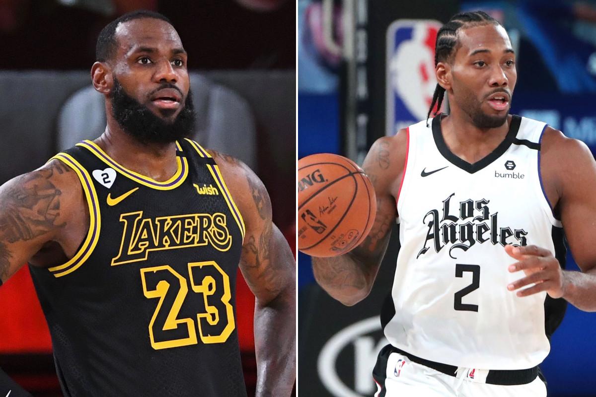 Lakers dari LeBron James, Clippers mungkin ingin memboikot sisa playoff NBA