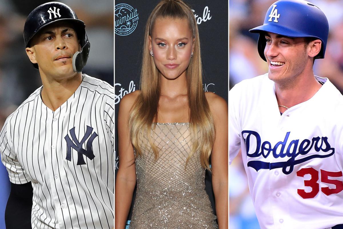 Mantan Giancarlo Stanton terkait dengan bintang Dodgers Cody Bellinger