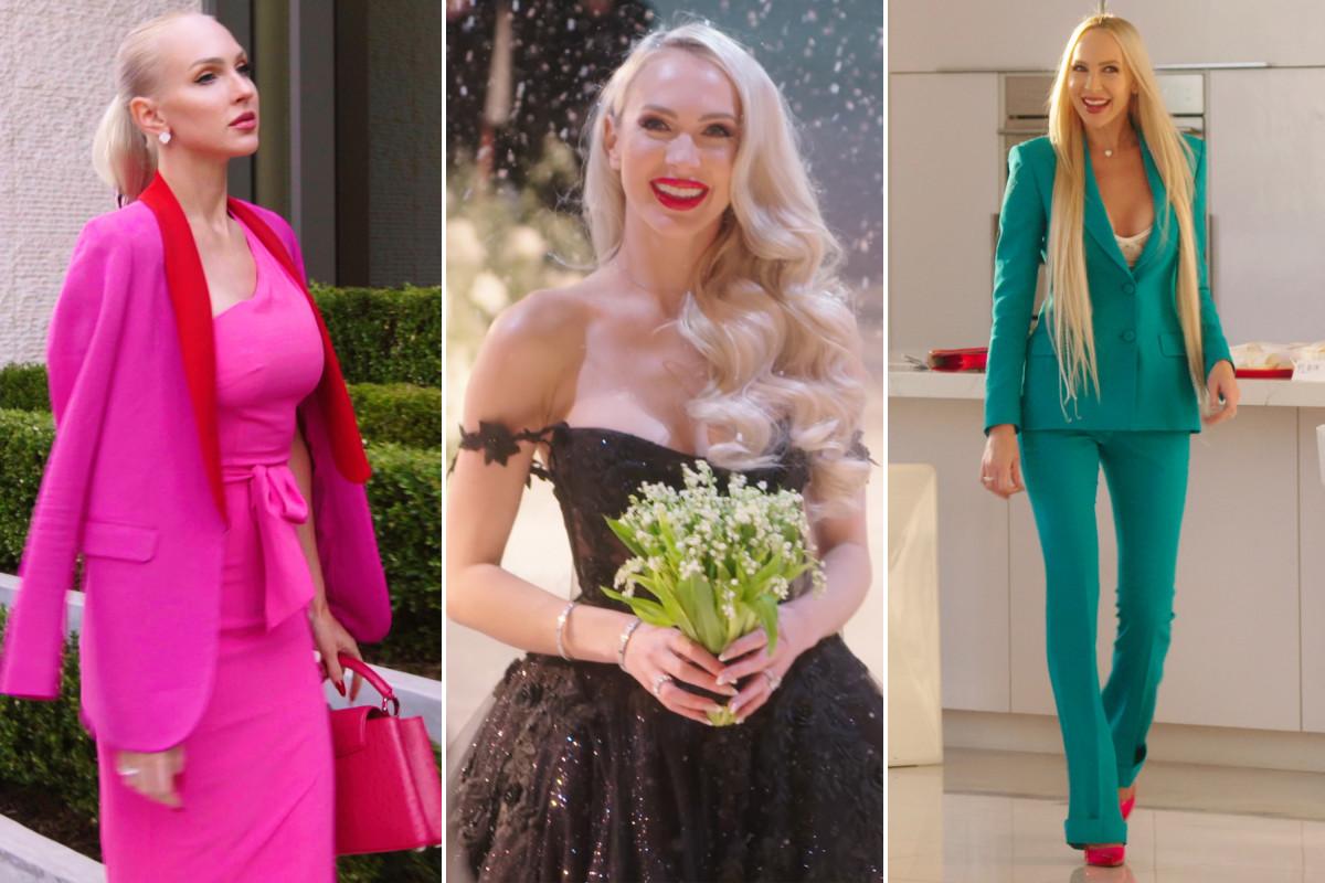 Momen mode terbaik Christine Quinn dari 'Selling Sunset'
