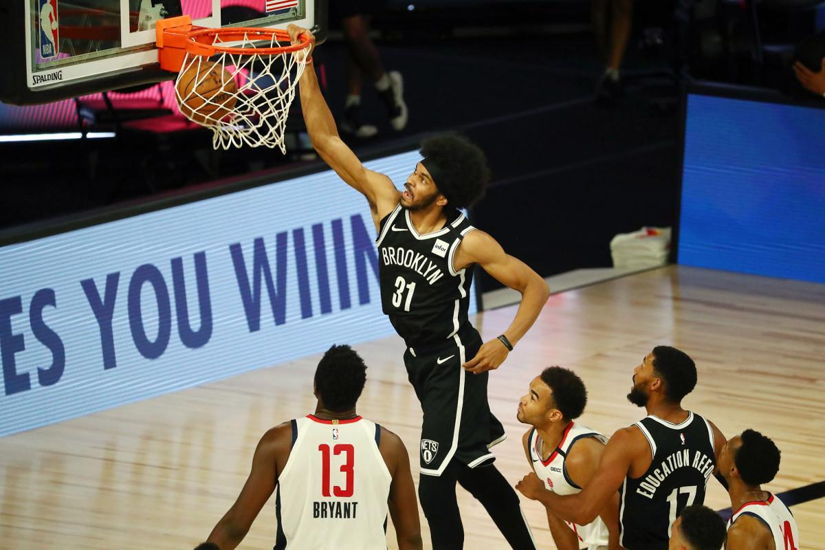 Nets akan tanpa bintang versus Bucks Giannis Antetokounmpo's