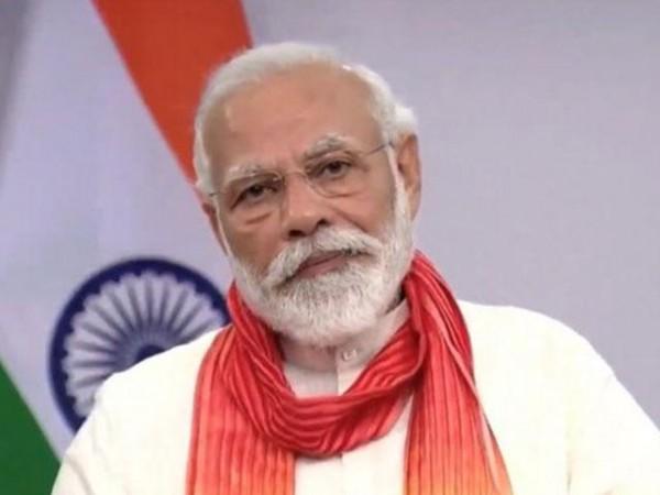 Narendra Modi tentang yoga