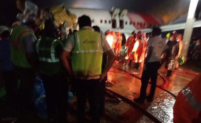 Pesawat Tergelincir Karena Hujan Lebat, Kata Menteri Kerala KJ Alphons