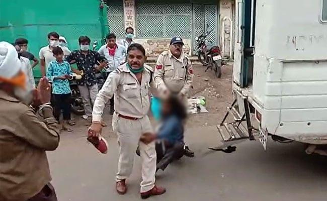 Polisi Seret Pria Sikh Oleh Rambut, Thrash Dia Di Madhya Pradesh, Probe Dipesan