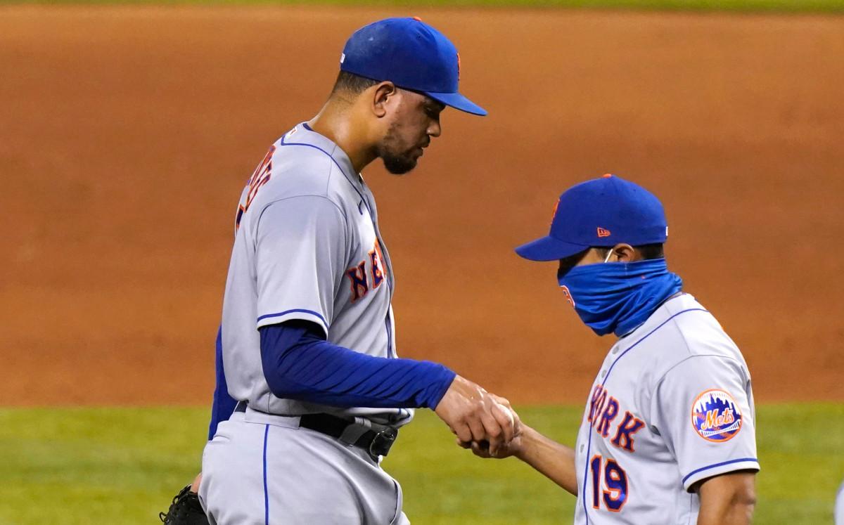 Rencana rotasi Seth Lugo Mets adalah bisnis yang berisiko