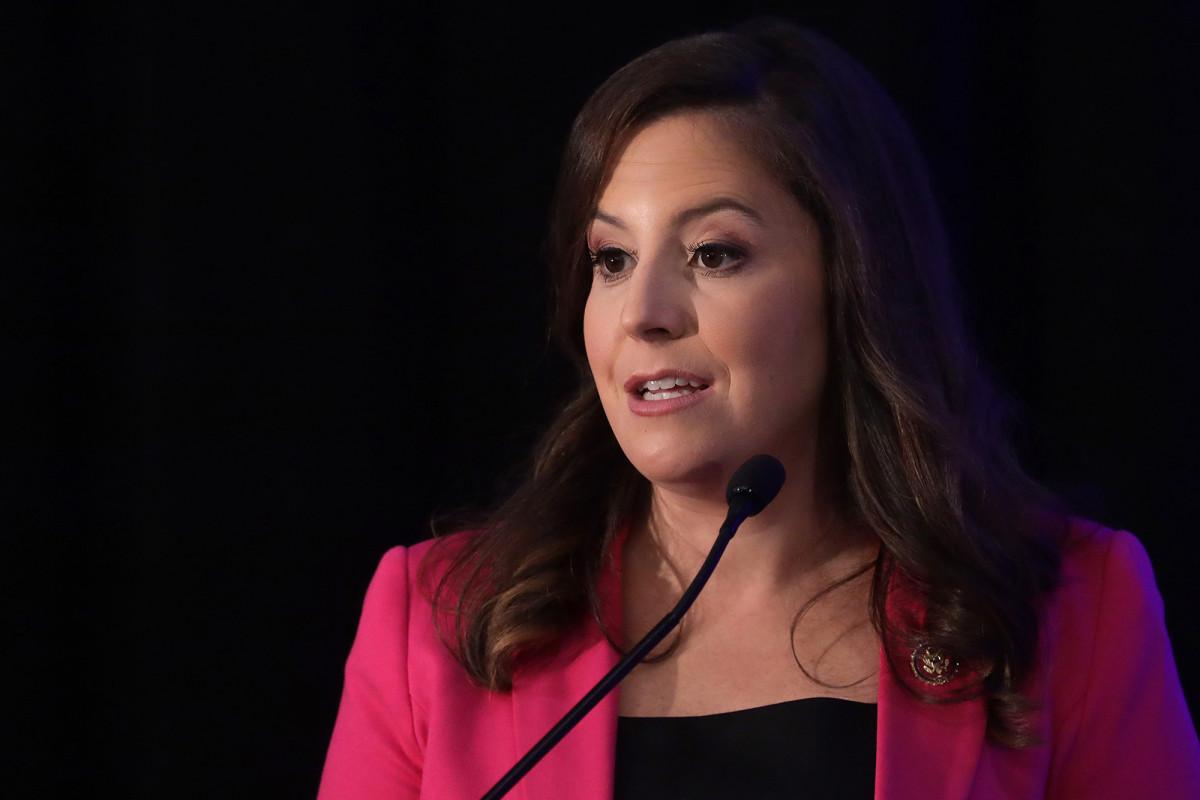 Rep. Elise Stefanik akan berbicara di RNC tentang warisan Joe Biden