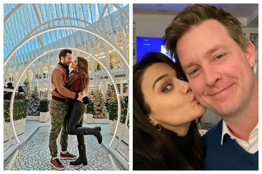 Bollywood and TV celebs who found soulmates in foreigners
