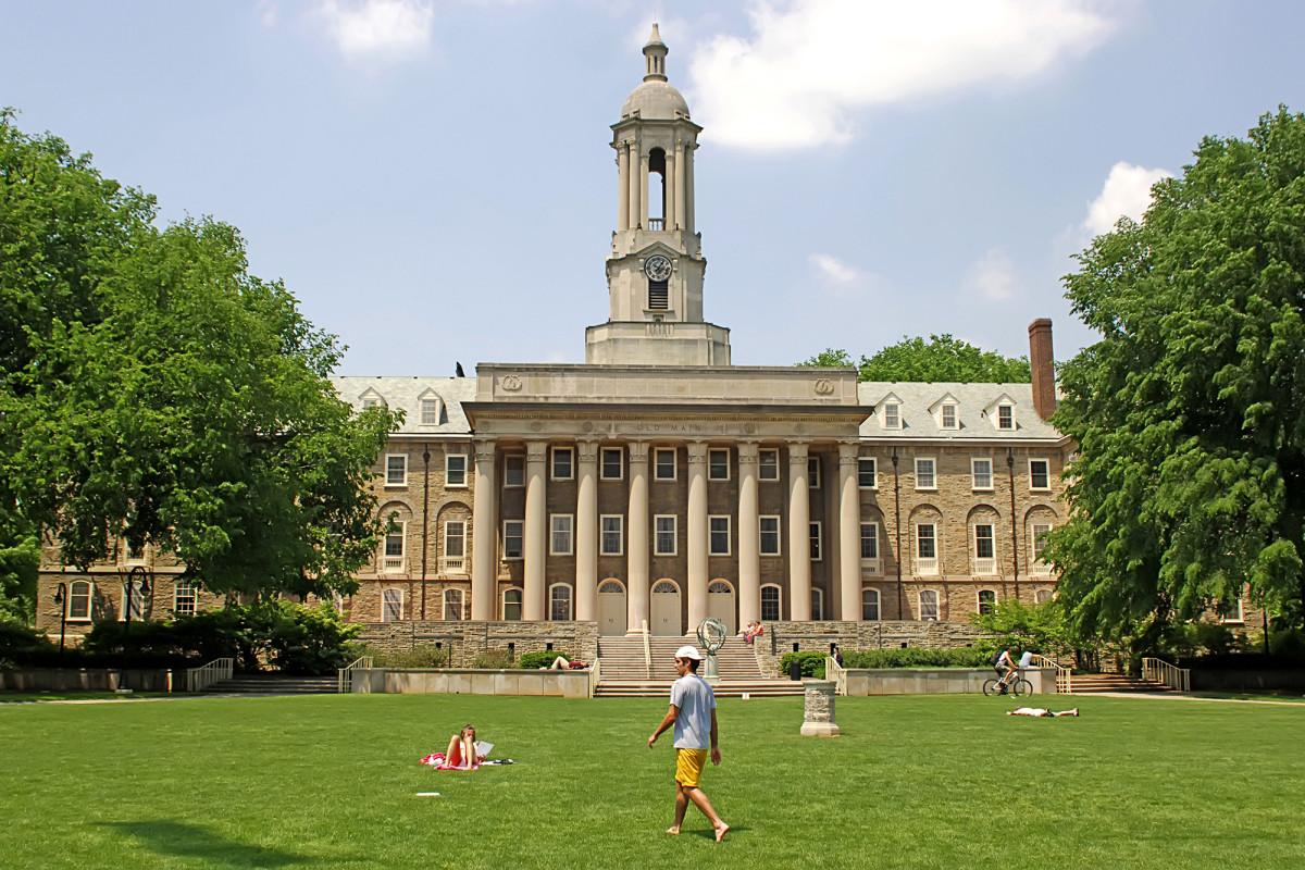 Siswa Penn State harus menandatangani pembebasan tanggung jawab COVID-19 untuk kembali