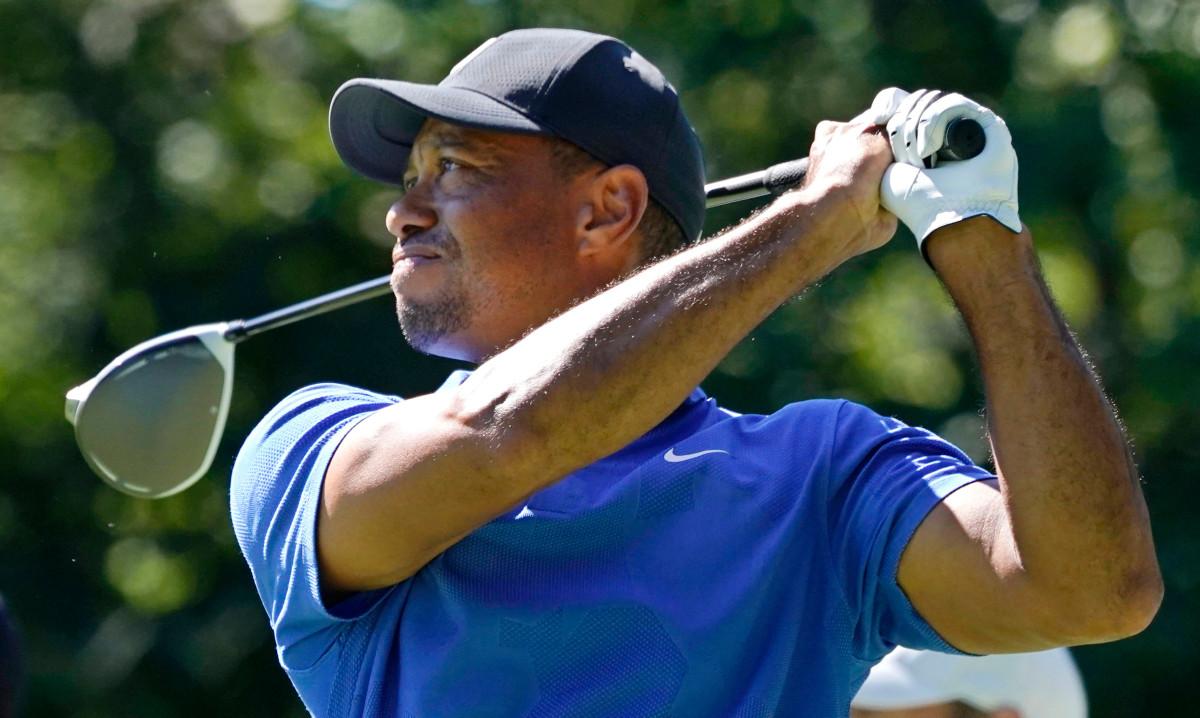 Tiger Woods memulai dengan awal yang solid di Northern Trust