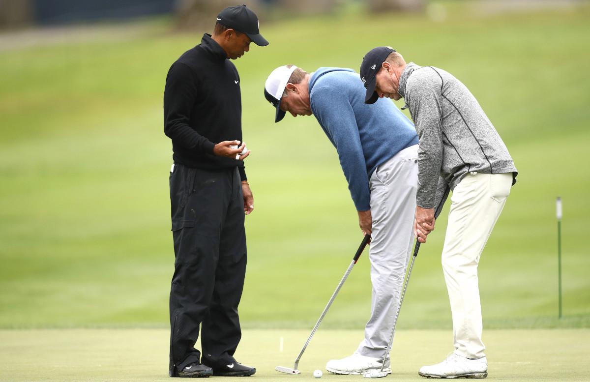 Tiger Woods mungkin memiliki putter baru untuk Kejuaraan PGA