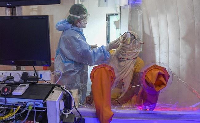 Untuk Pasien Covid-19, Tes Negatif Tidak Ada Catatan Kesehatan, Kata Dokter