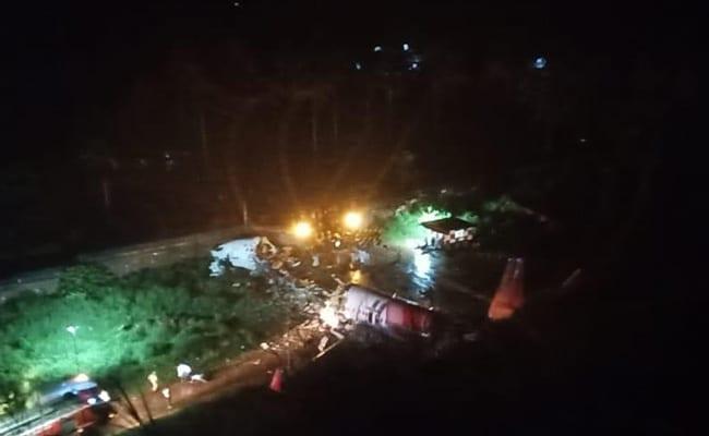 V Muraleedharan Mengatakan Boeing 737 Terselip di Bandara Meja Di Kozhikode