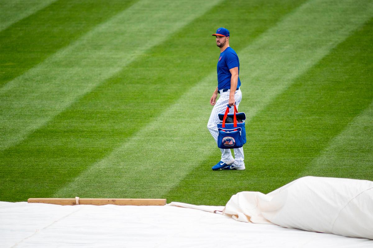 Walker Lockett kemungkinan akan mulai Rabu untuk Mets