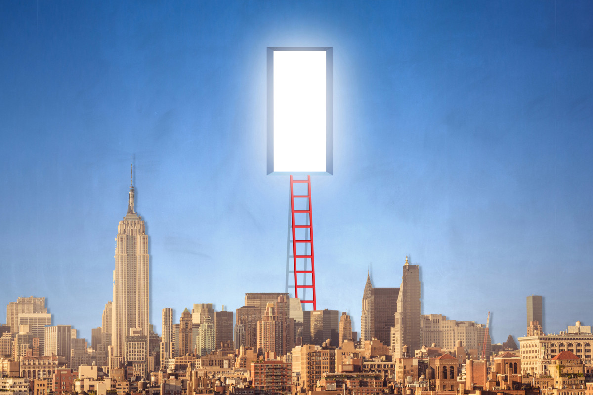 """Warga New York melarikan diri dari NYC """"berbondong-bondong"""""""