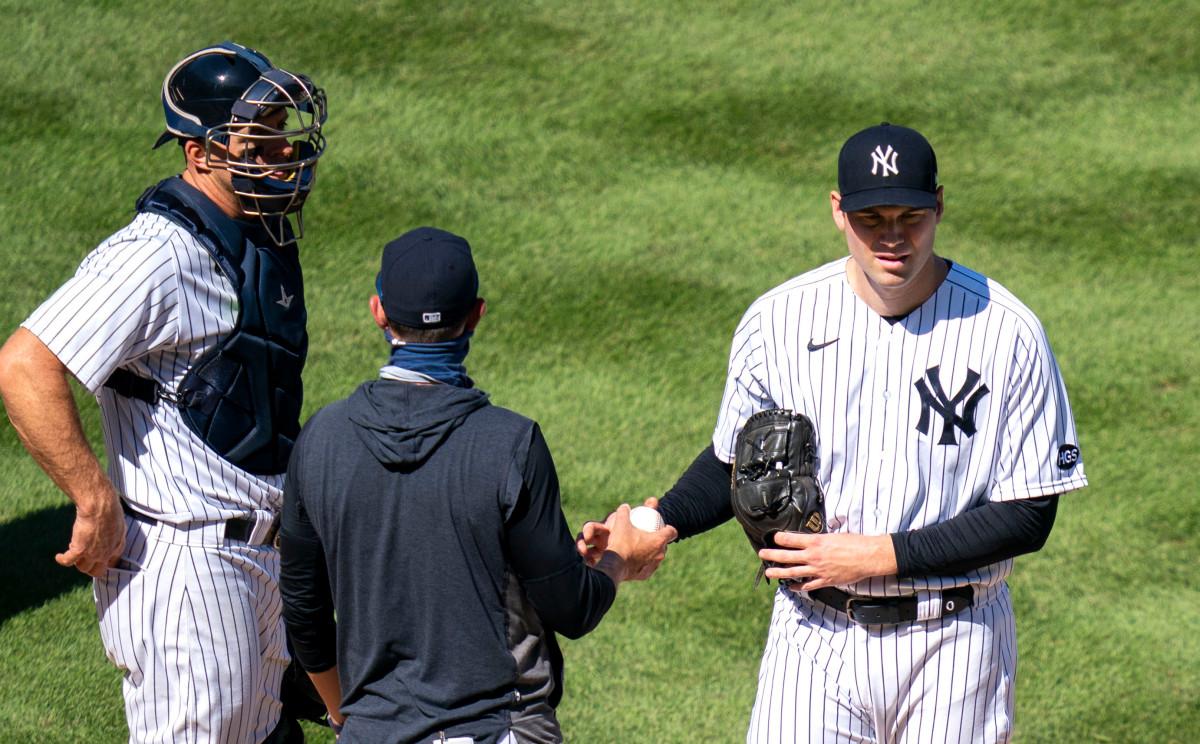 Yankees harus bertahan sebelum mereka mendapatkan suntikan lain di Rays