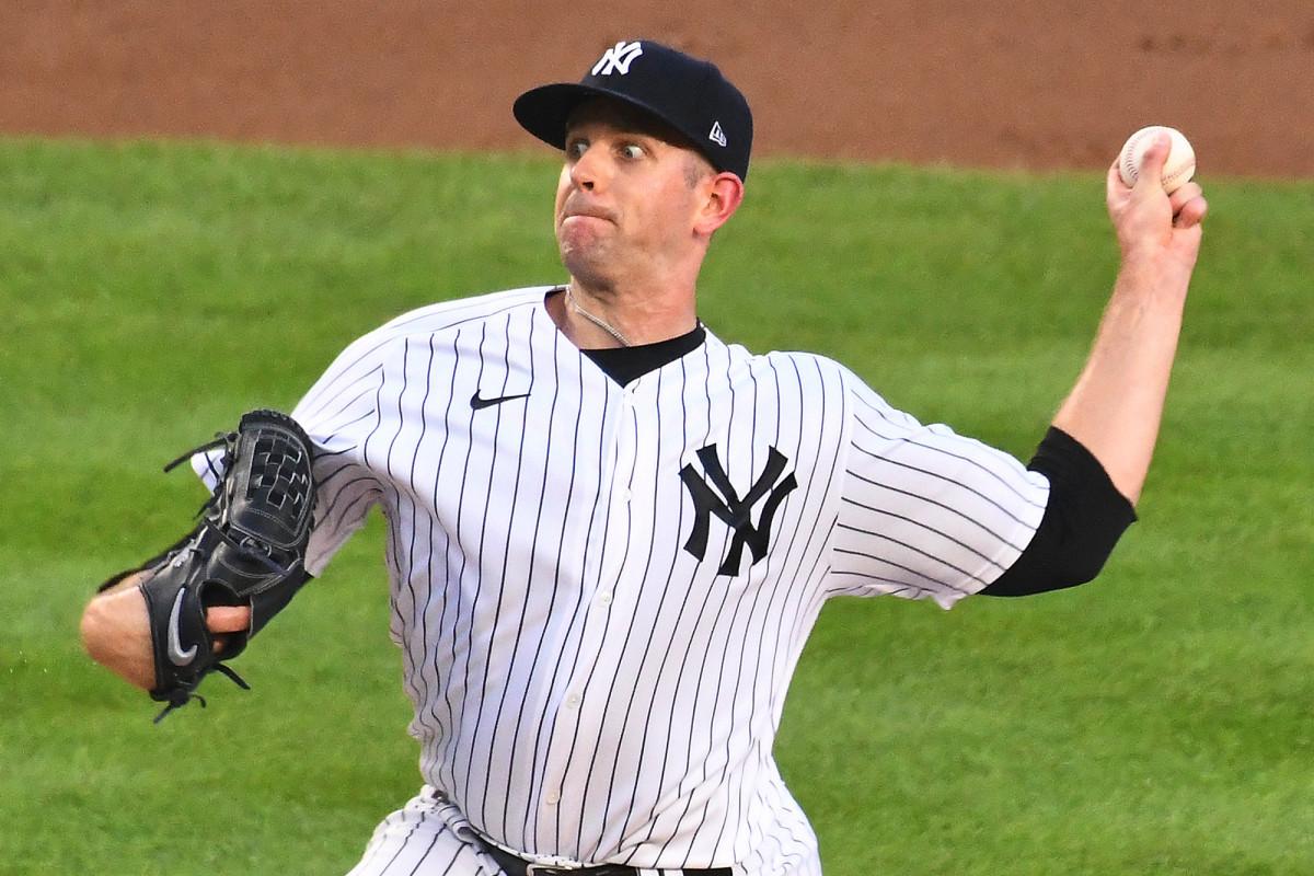 Yankees percaya diri James Paxton sehat meskipun berjuang keras