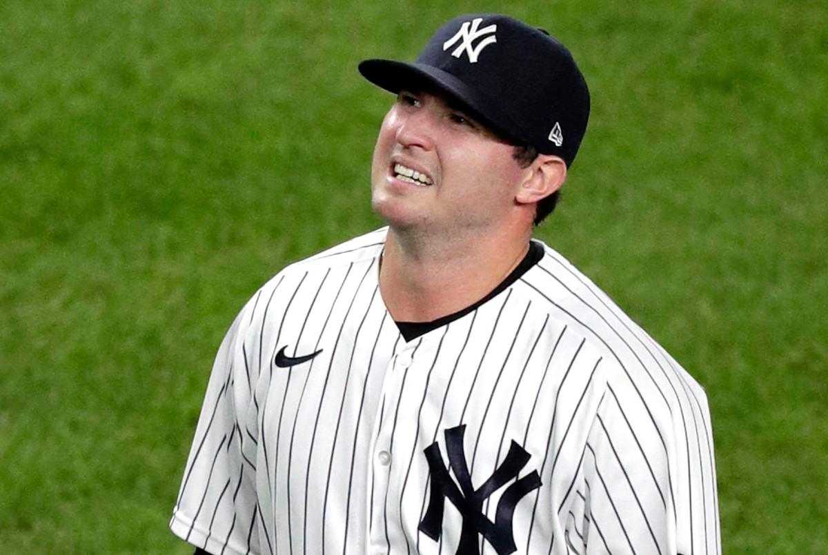 Zack Britton dari Yankees mengalami cedera hamstring, kemungkinan akan dibawa ke IL