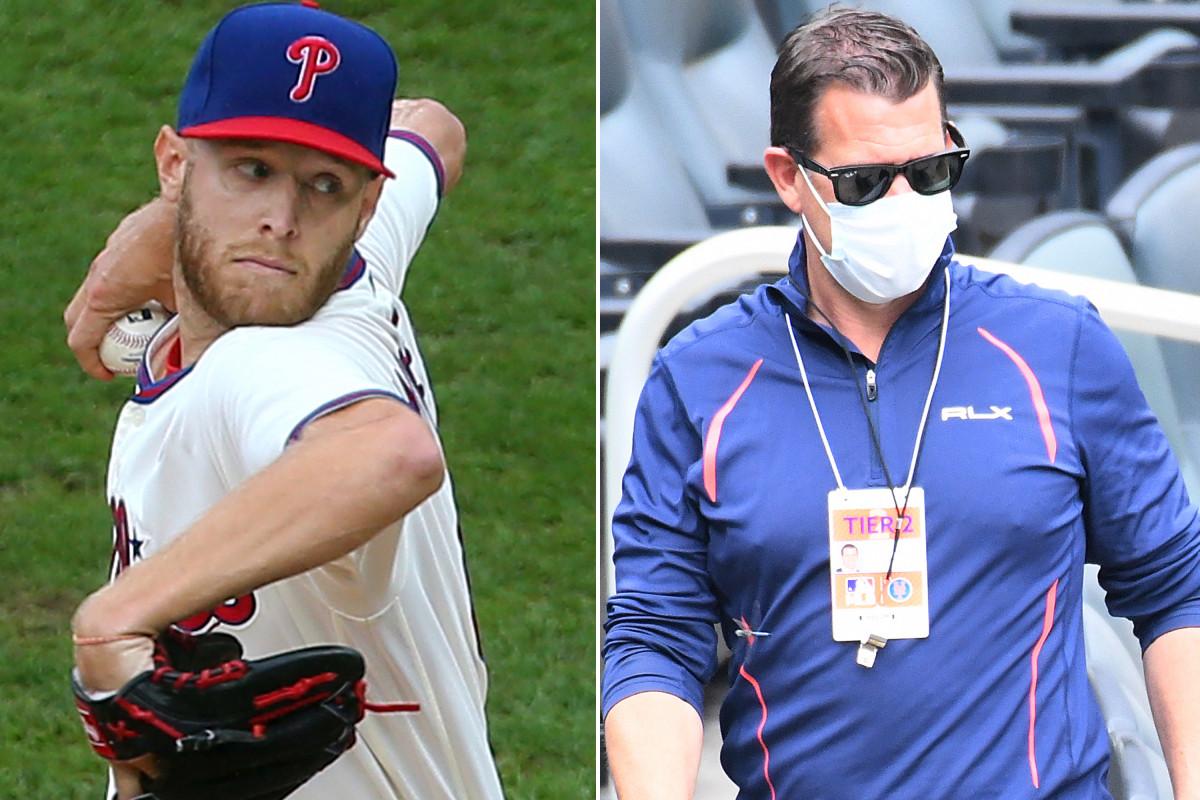 Zack Wheeler membuat Mets 'Brodie Van Wagenen memakan kata-katanya